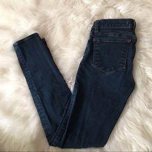 J Brand Super Skinny Stretch Jeans 27